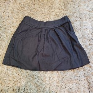 J. Crew skirt with pockets